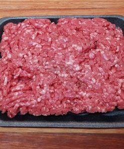 Beef Topside Mince
