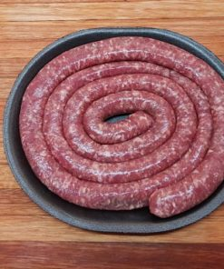 Pure Beef Boerewors Thin Casing